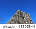津山城 城 石垣の写真 48806344