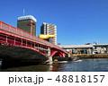浅草 風景 吾妻橋の写真 48818157