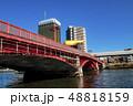 町並み 風景 晴れの写真 48818159