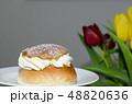 Semla, scandinavian traditional pastry 48820636