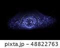 コア 粒子 サイバーのイラスト 48822763