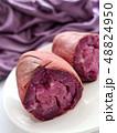 紫芋のおいしい焼き芋 48824950