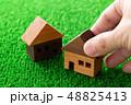 住宅 家 一軒家の写真 48825413