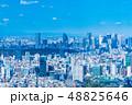東京都市風景 代々木・新宿 48825646