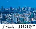 東京都市風景 代々木・新宿 48825647