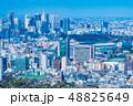 東京都市風景 代々木・新宿 48825649