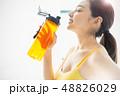 女性 スポーツウェア 48826029
