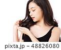 女性 ビューティー ファンデーションの写真 48826080