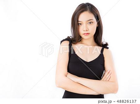女性 ビューティー 48826137