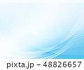 バックグラウンド 曲線 コピースペースのイラスト 48826657