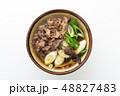 肉うどん 48827483