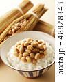 食事 料理 ご飯の写真 48828343