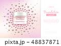 クリーム エッセンス 美容液のイラスト 48837871