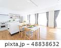 キッチン、リビングダイニング、食卓イメージ 48838632