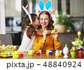 EASTER イースター 復活祭の写真 48840924