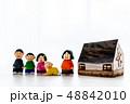 人形 人物 子供の写真 48842010