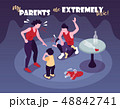 Extremely Toxic Parents Background 48842741