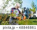 植栽 植え付け 作付けの写真 48846861