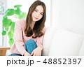 女性 若い ヘアスタイルの写真 48852397