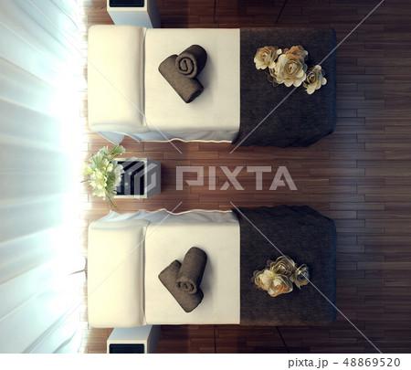 Interior spa 48869520