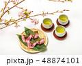 お茶の会 green tea made in Japan 48874101