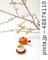 お茶の会 green tea made in Japan 48874110