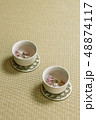 お茶の会 green tea made in Japan 48874117