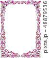 アートフレーム(ピンク) 48879536