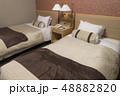 【セミダブル ベッド】 48882820