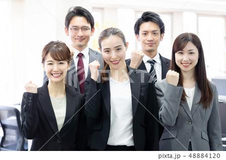 ビジネスグループ  48884120