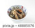 ひじきの煮物 48885076