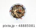 ひじきの煮物 48885081