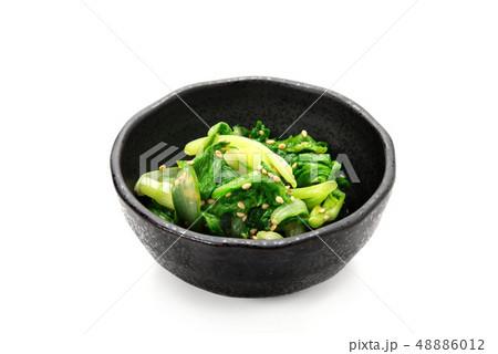 しんとり菜のお浸し 48886012