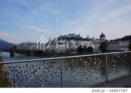 オーストリアの 風景 景色 48887287