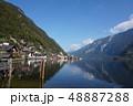 オーストリアの ハルシュタット 風景 48887288