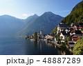 オーストリアの ハルシュタット 湖 48887289