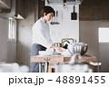 キッチン 厨房 レストランの写真 48891455