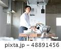 キッチン 厨房 レストランの写真 48891456