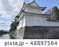 【京都府】世界遺産・二条城(東南隅櫓) 48897564