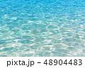 水 プール 背景の写真 48904483