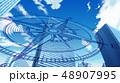 高層ビル(ビジネスイメージ) 48907995
