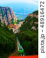 スペイン・モンセラットの頂上からの風景 48916472