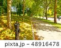 オーストリア・ウィーンの遊歩道 48916478