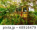 森に捨てられたバス 48916479
