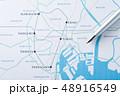 東京地図 48916549