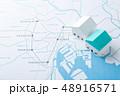 東京地図 48916571