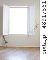 白い窓 48917561