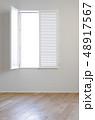 白い窓 48917567