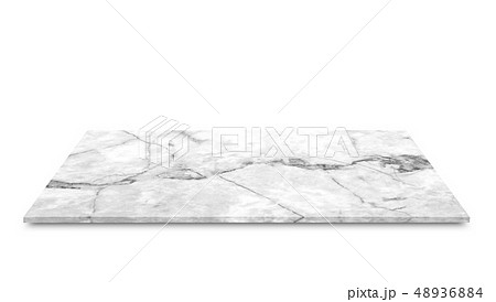 White marble counter 48936884
