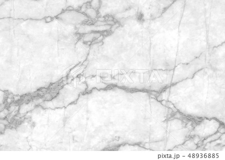 White marble pattern texture 48936885